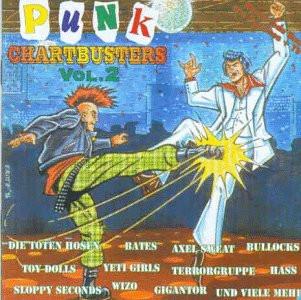 Various - Punk Chartbusters 2