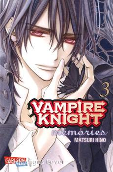 Vampire Knight - Memories 3 - Matsuri Hino  [Taschenbuch]
