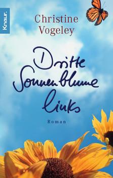Dritte Sonnenblume links - Christine Vogeley