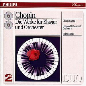 Arrau - Duo - Chopin (Klavierkonzerte)