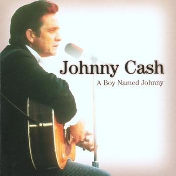 Johnny Cash - Johnny Cash - A Boy Named Johnny