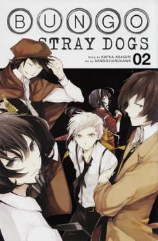 Bungo Stray Dogs: Vol. 2 - Kafka Asagiri [Paperback]