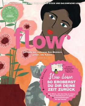 Flow Nummer 45 (7/2019). Eine Zeitschrift ohne Eile, über kleines Glück und das einfache Leben [Taschenbuch]