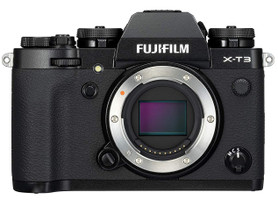 Fujifilm X-T3 Appareil photo hybride noir
