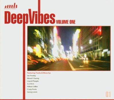 Muschihaus Pres. - Deep Vibes Vol.1 CD