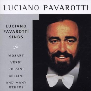 Luciano Pavarotti - Luciano Pavarotti Sings