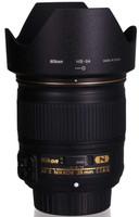 Nikon AF-S NIKKOR 28 mm F1.8 G 67 mm filter (geschikt voor Nikon F) zwart