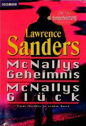McNallys Geheimnis / McNallys Glück. Zwei Thriller in einem Band. - Lawrence Sanders