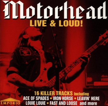Motörhead - Live & Loud!