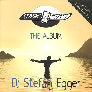 DJ Stefan Egger - Cosmic Project Album