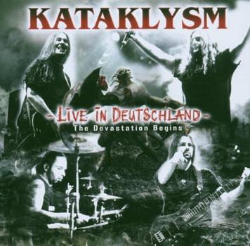 Kataklysm - Live in Germany (CD + DVD)