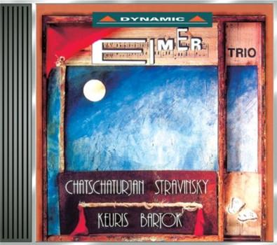 Eimer Trio - Chatschaturjan / Bartók / Keuris
