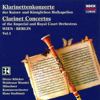 H. Stadle - Klarinettenkonzerte der Kaiser- und Königlichen Hofkapellen Vol. 1