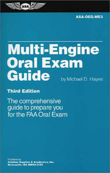 Multi-Engine Oral Exam Guide - Hayes, Michael D.
