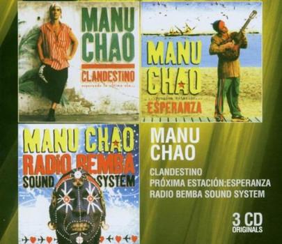 Manu Chao - Cladestino/Proxima Estacion/Es