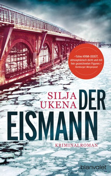 Der Eismann. Kriminalroman - Silja Ukena  [Taschenbuch]