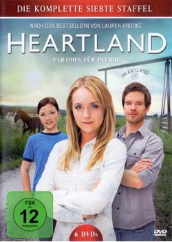 Heartland - Paradies für Pferde: Die komplette siebte Staffel [6 DVDs]
