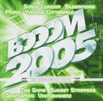 Various - Booom 2005 - The Second