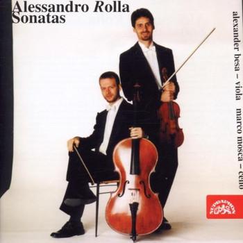 Alexander Besa - Sonatas
