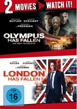 Olympus Has Fallen / London Has Fallen [2 Discs]
