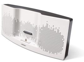 Bose SoundDock XT enceintes blanc / gris foncé [pour iOS]