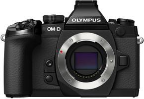 Olympus OM-D E-M1 Cuerpo negro
