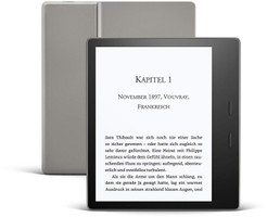 "Amazon Kindle Oasis 3 7"" 8GB [Wi-Fi, modèle 2019] gris"