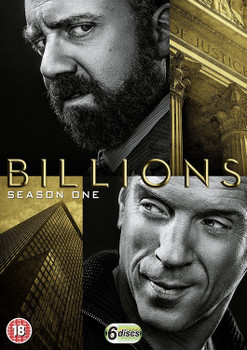 Billions: Season One [6 DVDs, UK Import]