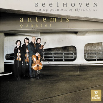 Artemis Quartett - Streichquartette Op.18,1 & 127