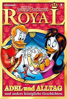 Lustiges Taschenbuch Royal 05 - Disney  [Taschenbuch]