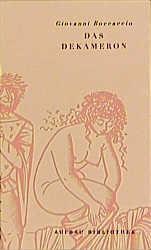 Das Dekameron: 1: Erster bis fünfter Tag./2: Sechster bis zehnter Tag: 2 Bde. - Giovanni Boccaccio