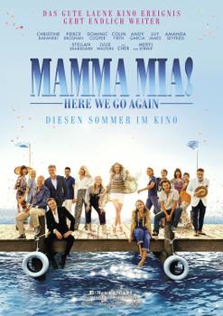 Mamma Mia! Here We Go Again [2 DVDs, Special Edition]