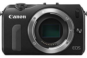 Canon EOS M Cámara compacta Cuerpo negro