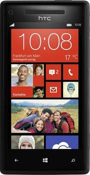 HTC Windows Phone 8X 16GB nero