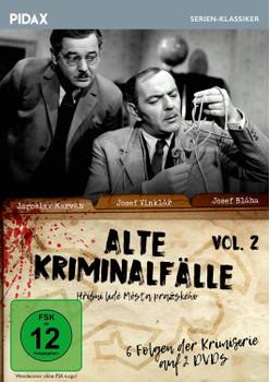 Alte Kriminalfälle, Vol. 2 [2 Discs]