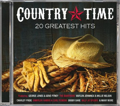 Various - Country Time-20 Greatest Hits