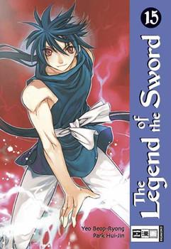 Legend of the sword 15 - Beop-Ryang Yeo