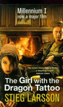 The Girl with the Dragon Tattoo. Film Tie-In - Stieg Larsson