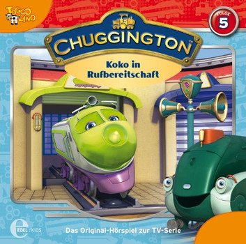 Chuggington - (5),Hsp Z TV-Serie Koko in Rufbereitschaft