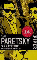 Tödliche Therapie. Ein Vic Warshawski Kriminalroman. - Sara Paretsky