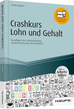Crashkurs Lohn und Gehalt - Carola Hausen  [Taschenbuch]