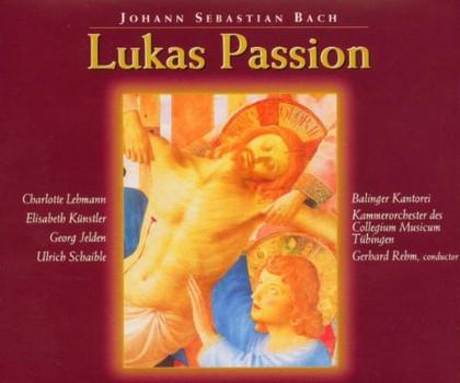 Various - Lukas Passion