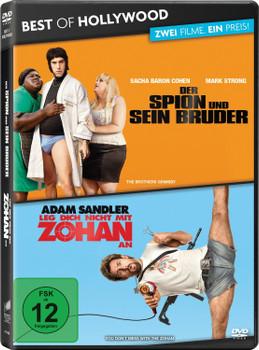Best of Hollywood - Der Spion und sein Bruder / Leg dich nicht mit Zohan an