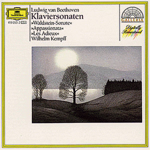 Wilhelm Kempff - Klaviersonaten 21, 23, 26