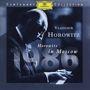 Vladimir Horowitz - DG-Centenary Collection - 1986 (Vladimir Horowitz in Moskau)