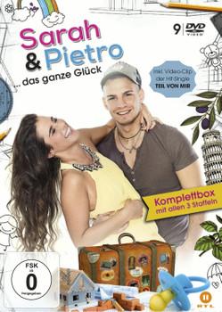 Sarah & Pietro... das ganze Glück [9 Discs]