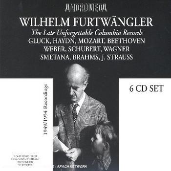 Furtwaengler-[the] Unforgettab - Furtwaengler-[the] Unforgettab