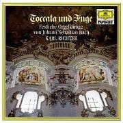 Karl Richter - Toccata und Fuge (Festliche Orgelklänge)