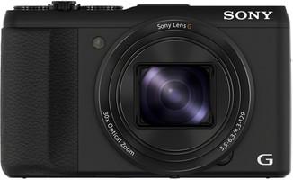 Sony DSC-HX50 zwart