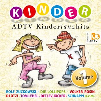 Various;Kinderparty;Kinder;Party;Kindergeburtstag;Kinderhits;Kindertanzhits;Kinderlieder;Ostern;Ostergeschenk - ADTV Kindertanzhits